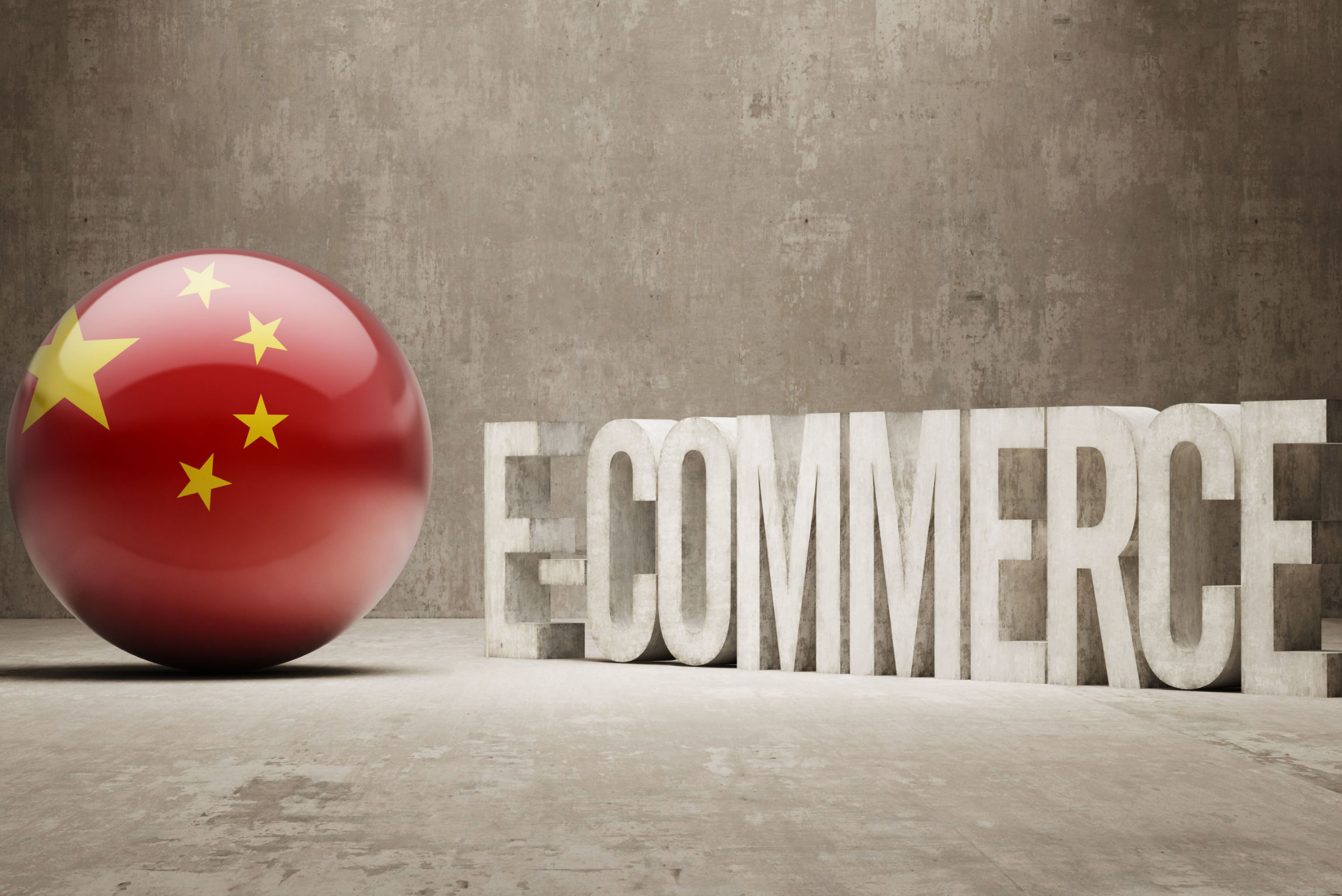 commercio online cina trends